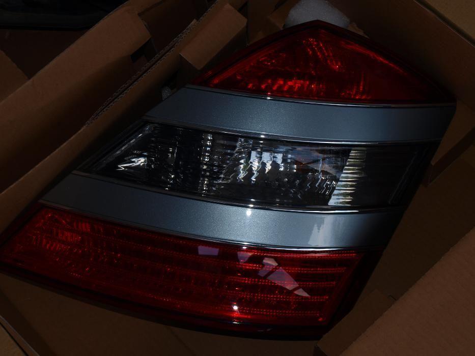 Stopuri (triple) pentru Mercedes Benz W221 S CLASS 2005-2009