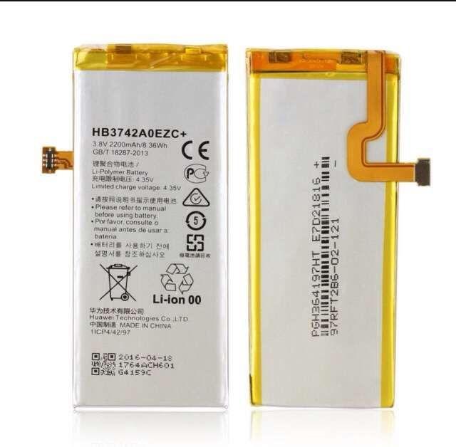 Bateria originais NOVAS p8 lite, p8, s6, s6 edge