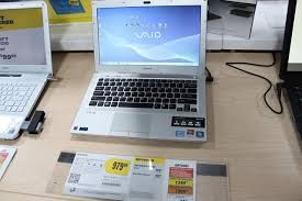 Computador vaio novo a venda