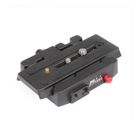 Sistem Prindere Quick Release KIT JY0517HP, identica Manfrotto 501,701