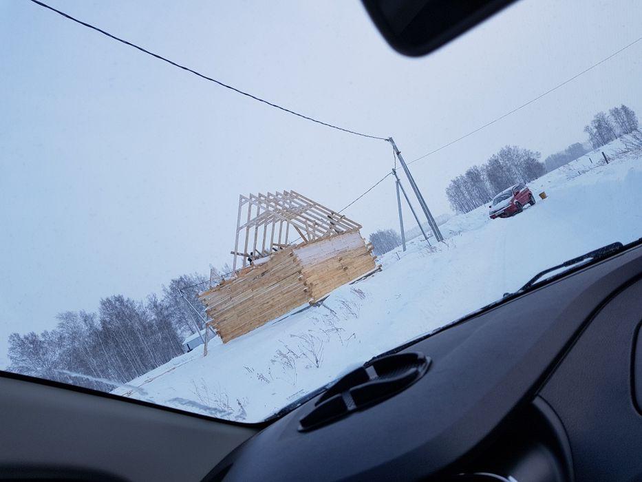 Участок земельный в Новосибирске.