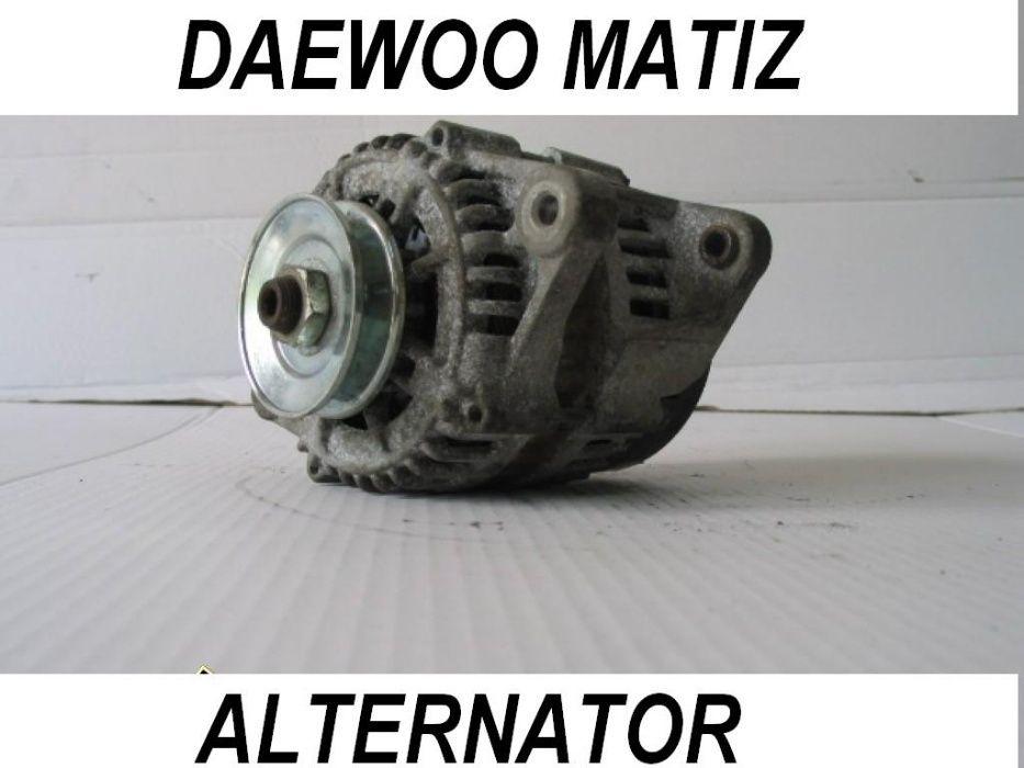 Alternator Matiz stare foarte buna