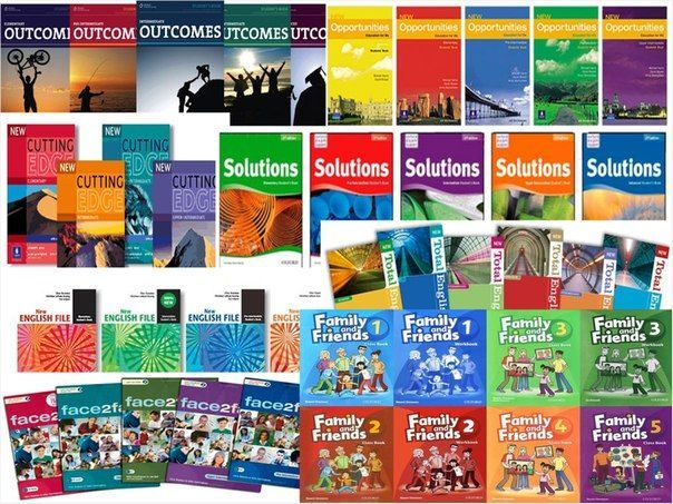 продам учебники oxford longman cambridge hueber press