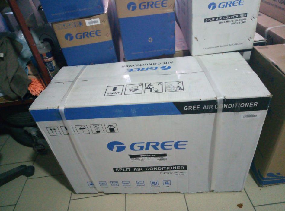 Ar condicionados split Gree novos com garantia