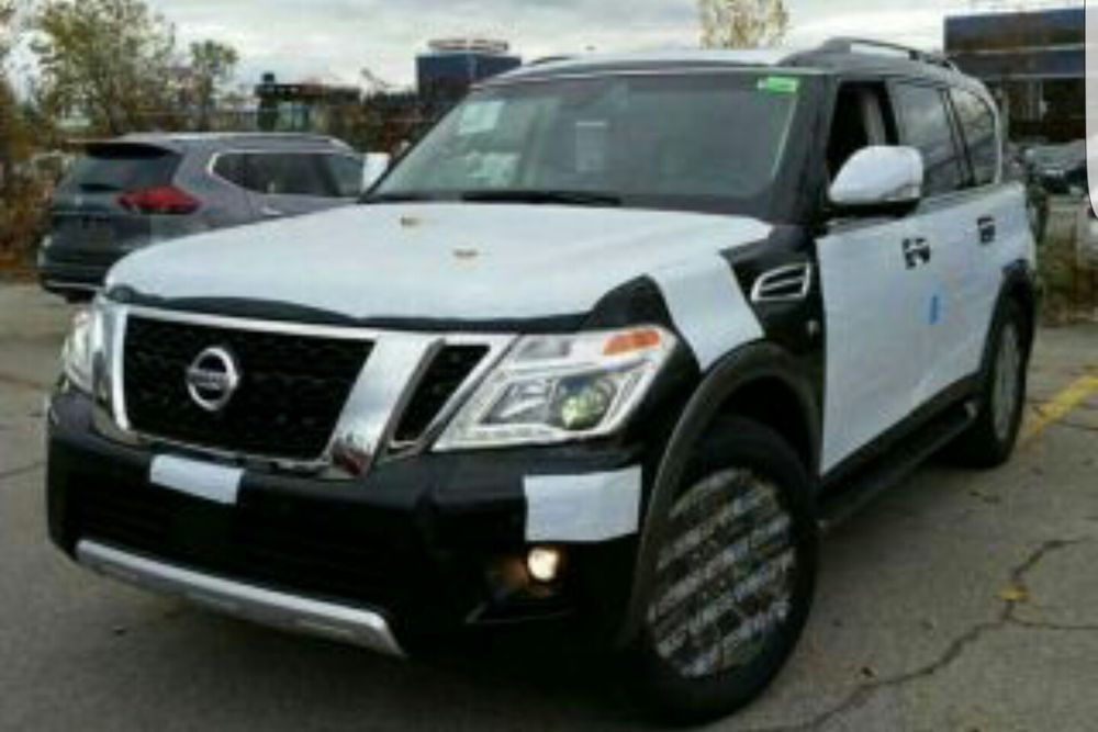 Nissan Patrol avenda
