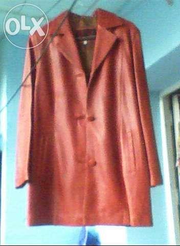 haina piele pentru femei, noua, marimea M - nu schimb