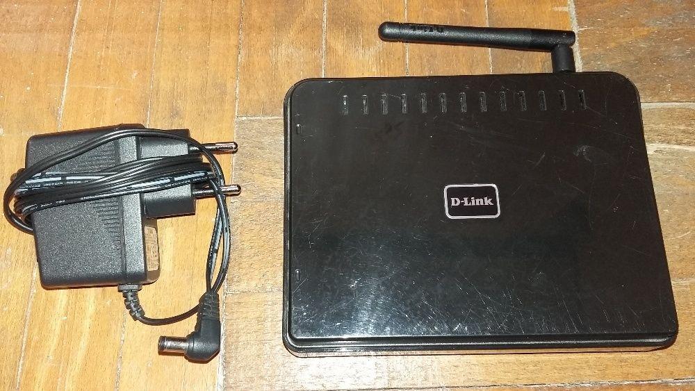 Vând router wireless D-Link