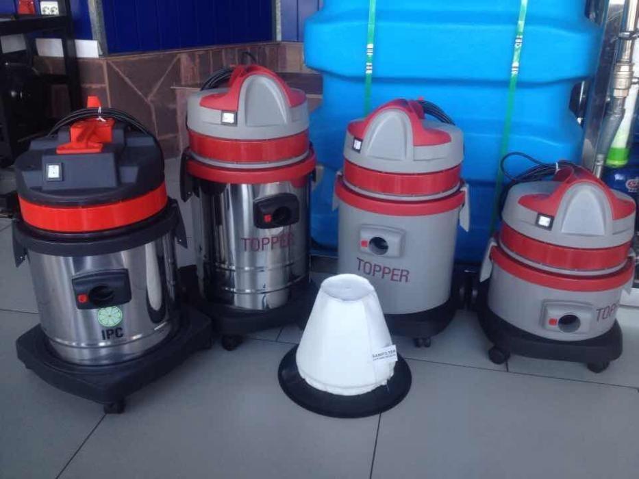Пылесосы для автомойки, химчистки и дома
