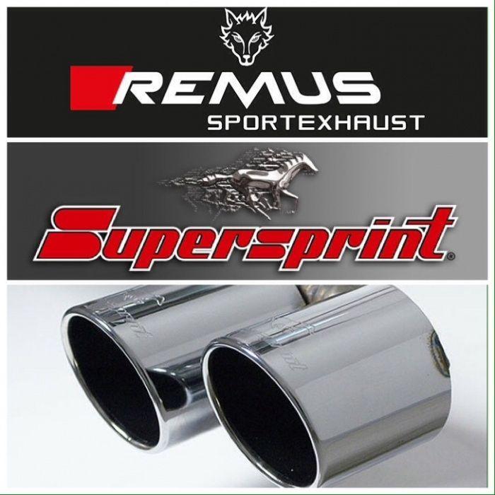 Спортно гърне Ремус Remus Суперспринт генерация накрайници ауспух ББС