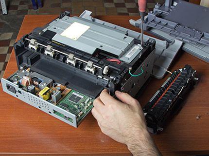 Vaga para Técnico Reparador de Impressoras