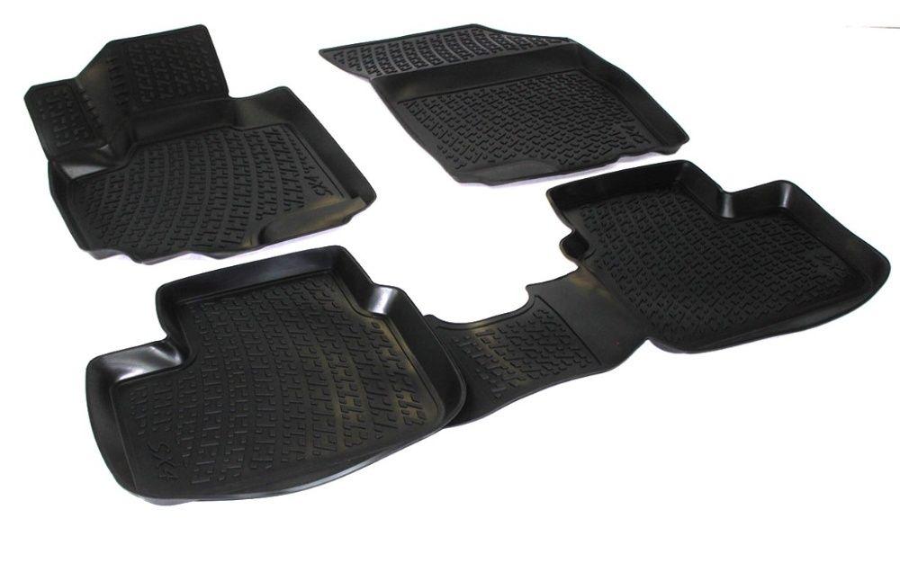 Covorase/Presuri/Covoare cauciuc tip stil tavita SUZUKI Jimny SX4
