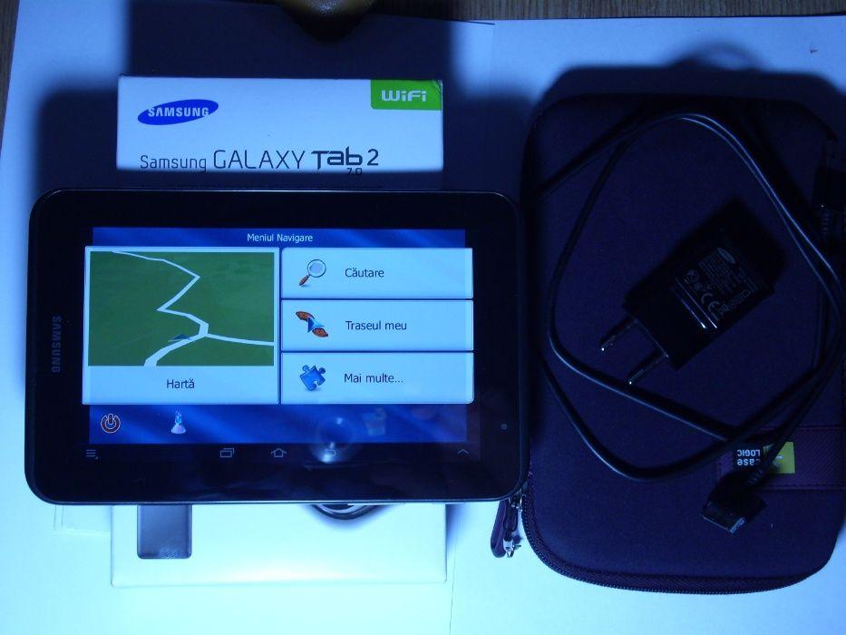 Harti camion pe diverse aparate gps, tablete si telefoane cu Android Targoviste - imagine 1