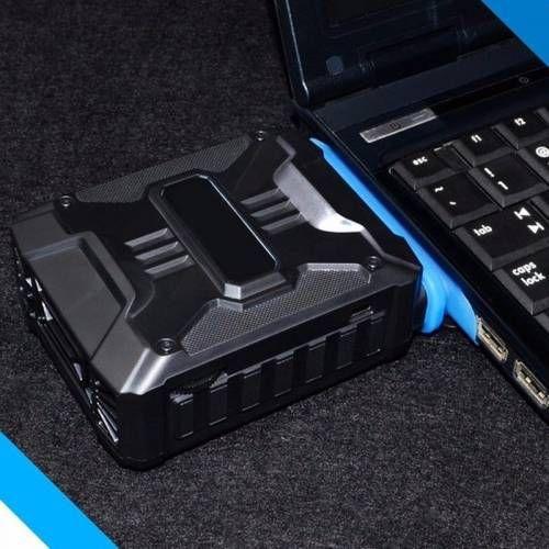 Cooler Laptop Ventilaror Vacuum Extractor de Racire