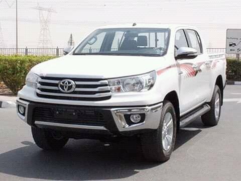 Toyota hilux á venda
