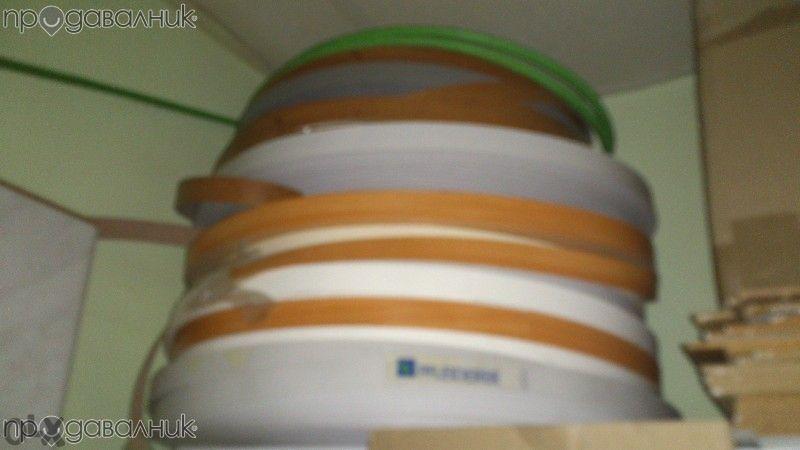 Мебелен олепилен кант различни цветове продавам - 1 метър - 0.2лв