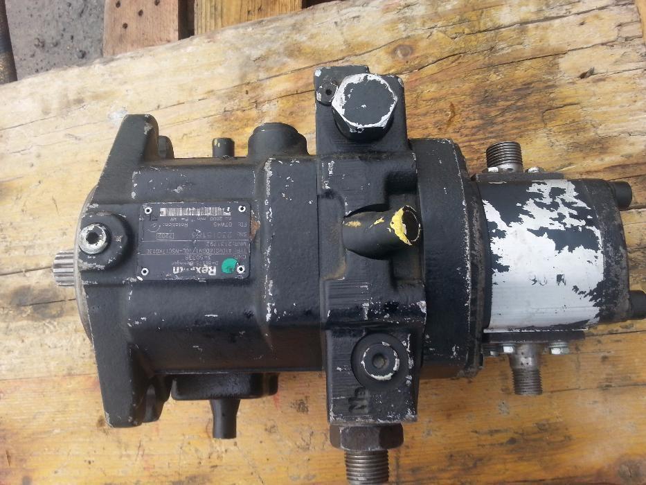 Pompe hidraulice A10VG18