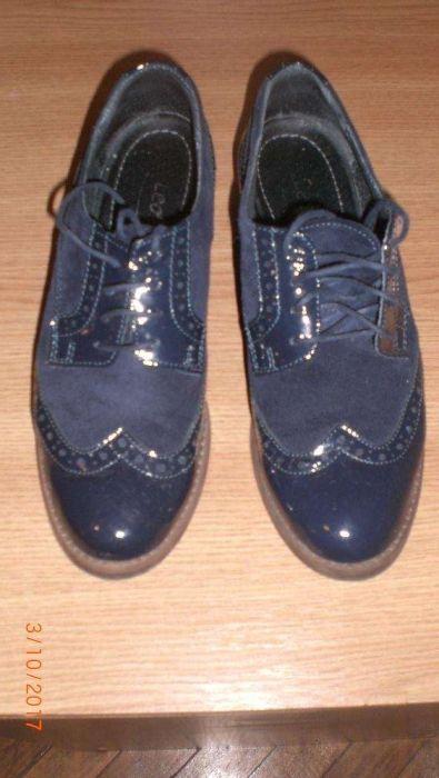 Pantofi din piele naturala,marimea 36
