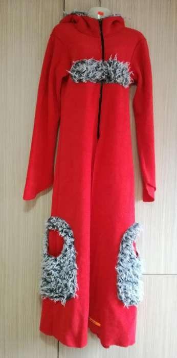 Palton costum carnaval Craciunita Spiridus