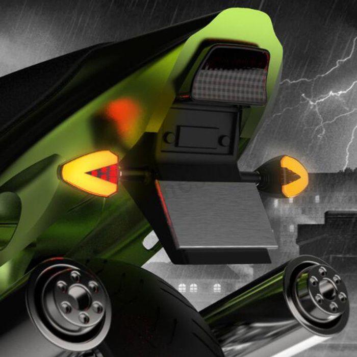Semnalizari moto Atv X Arrow