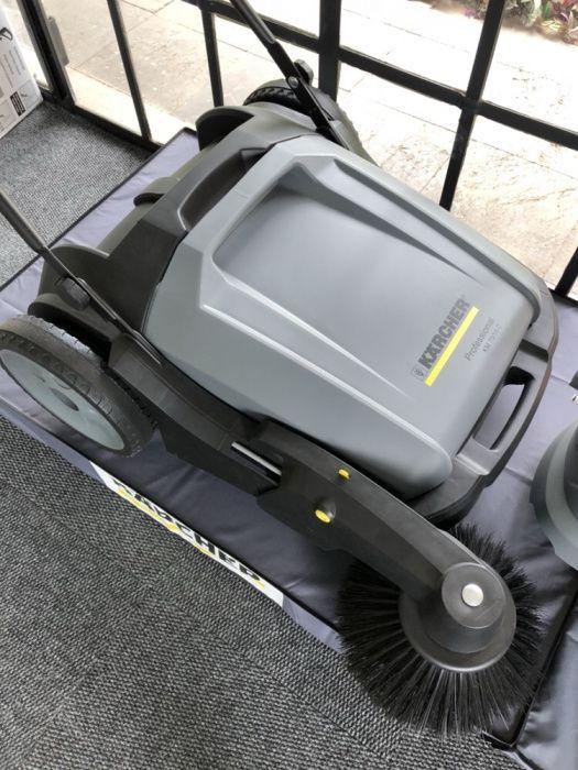 Máquina para limpar