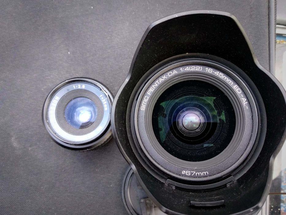 PENTAX DA 16-45mm f/4 ED-AL