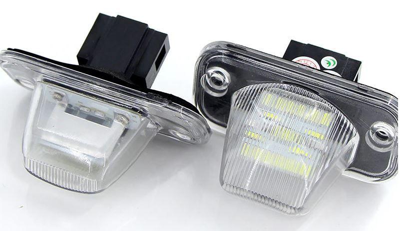 Set Lampi numar LED VW Passat B5,B6 combi/T4,Jetta,Touran
