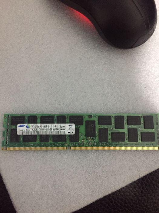 Memória RAM para servidor 4GB