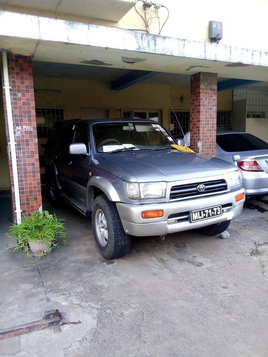 Toyota Surf a diesel