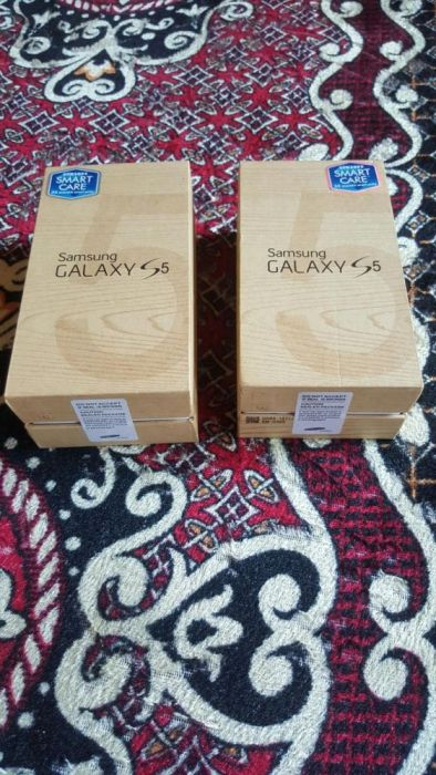 Samsung Galaxy s5 16GB super novo celado na caixa com tudo dentro