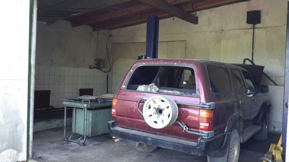 Продам Тойота Сюрф 1993. 2LT АКПП по запчастям
