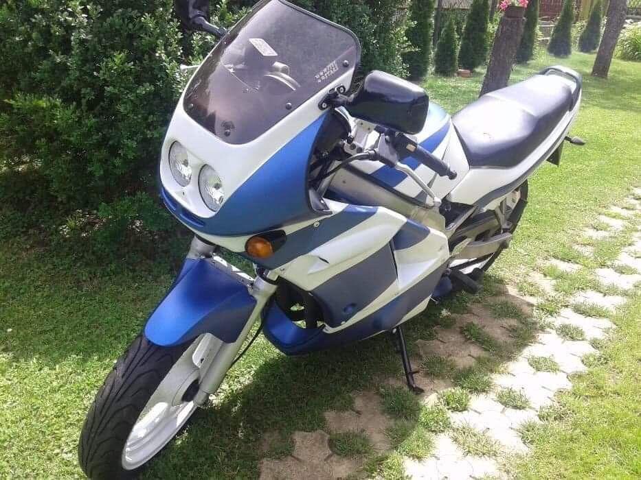 Suzuki GS500-E A2