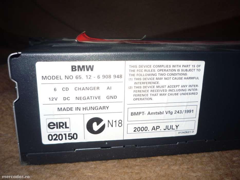 Magazie Cd originala BMW