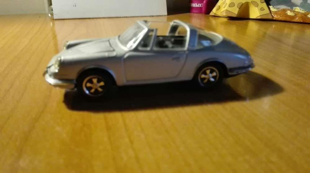 Macheta Porsche 911 s targa cabrio