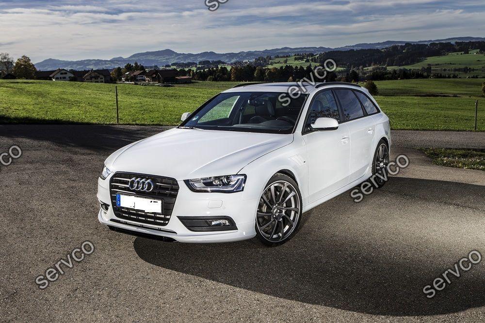 Prelungire bara fata Audi A4 B8 Facelift 8K ABT AB look S4 RS4 S Line