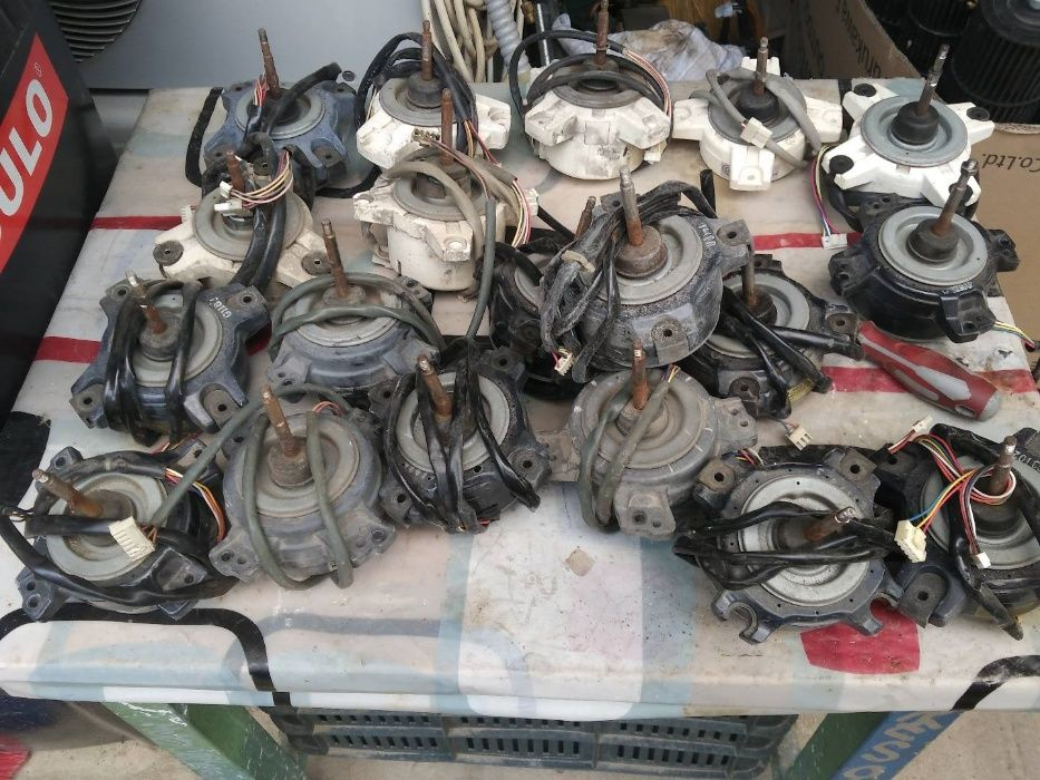 Инверторни мотори за климатици