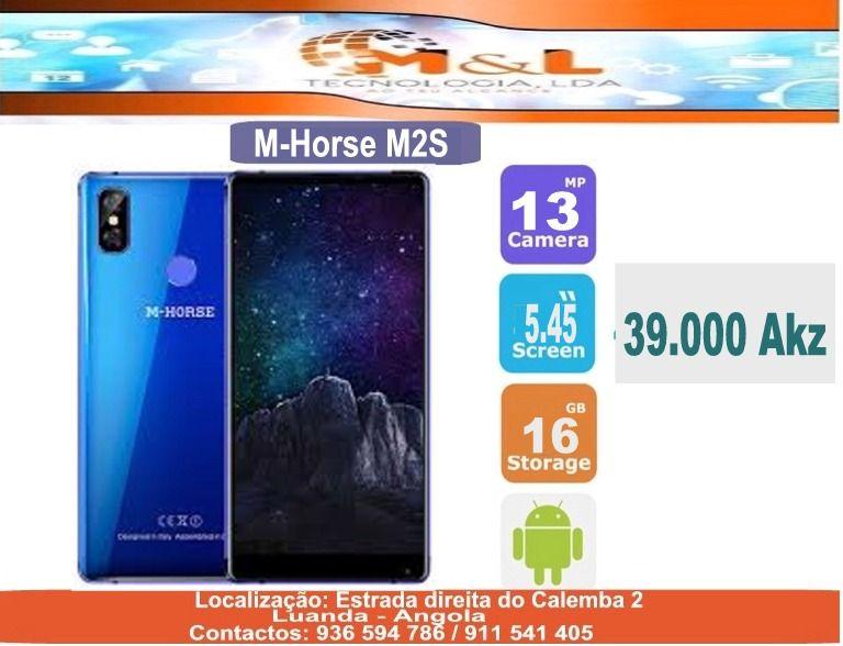 Telemovel M-Horse M2S Novo