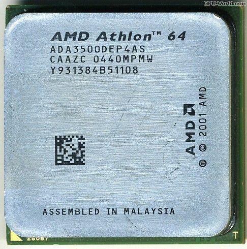 CPU AMD Athlon 64