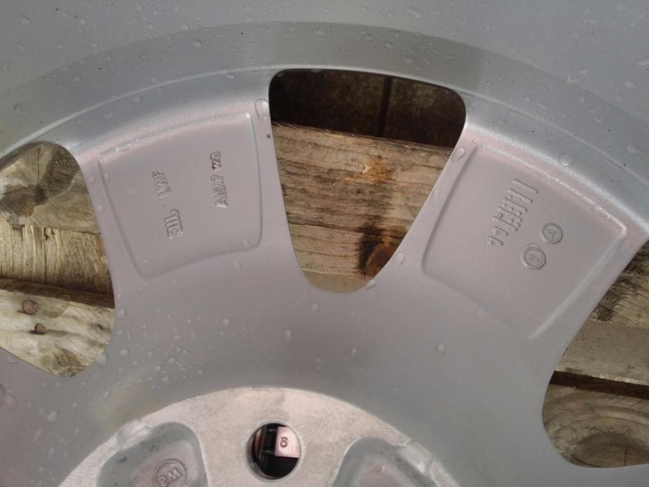 Jante Originale Audi A4, A6, A8 7.5x18 et 26 Oradea - imagine 8