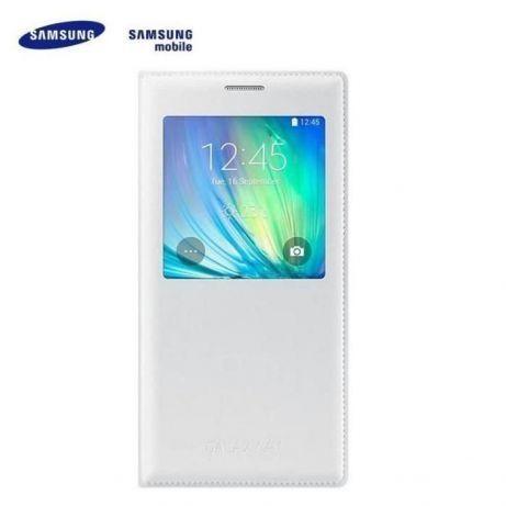 Husa originala Samsung Galaxy A7 2015 A700F A700FU + stylus