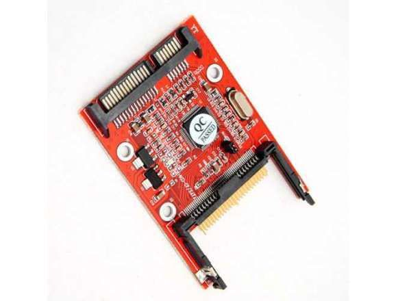 Преходници Адаптери CF to SATA и други - adapter_free_bg