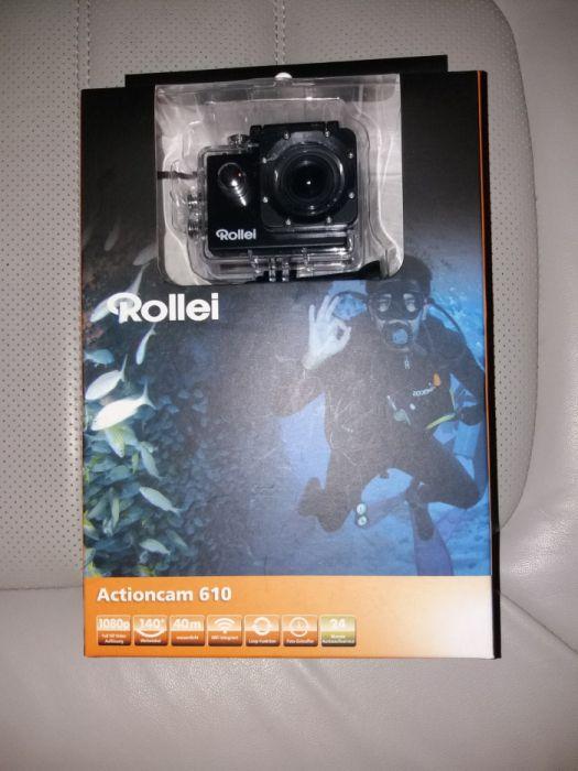 Vand Camera Subacvatica Rollei 610 Full HD, WiFi, Absolut Noua