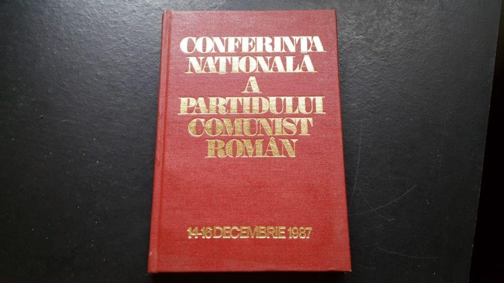 Conferinta nationala a Partidului Comunist Roman