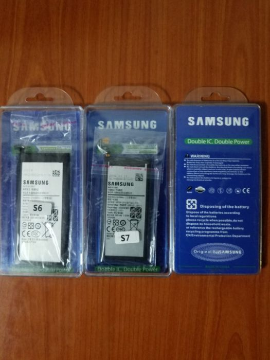 Baterias S6, S7, S7 edge, Note 5, Note 4, e mais [ Entrega Grátis ]