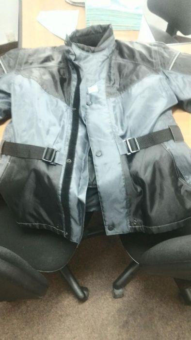 Geaca KAMO moto scuter usoara material textil L-XL de vara