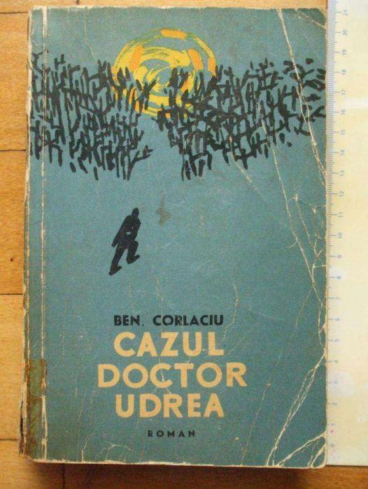 vand roman ,,Cazul doctor Udrea,,