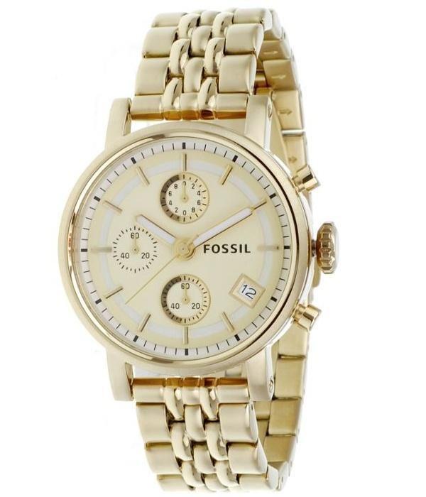 Fossil ES2197 Boyfriend ceas dama nou 100% original. Garantie, din sto