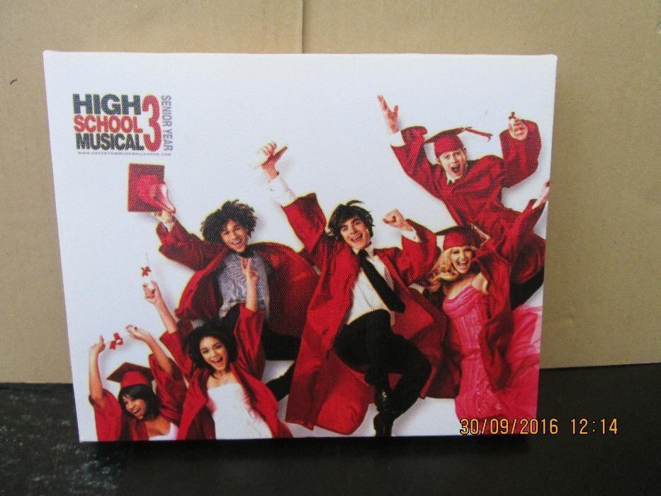 "Tablou canvas ""High School Muzical"" - marime medie"
