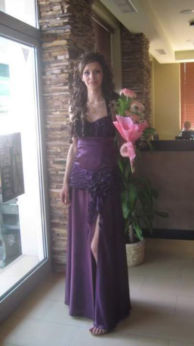 Официална рокля / бал