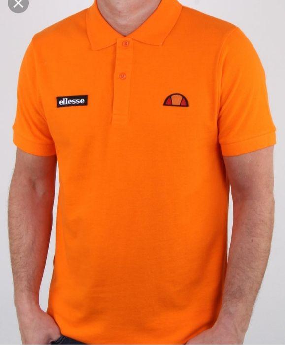 Ellesse Polo Orange