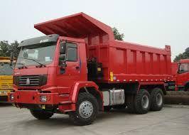 Camião Basculante Sinotruk Howo